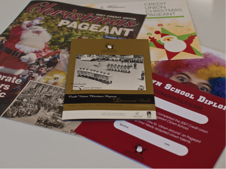Design marketing scream creative client credit union christmas pageant sa reheart Images