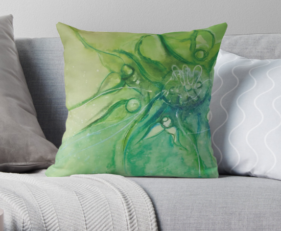Special SALA offer – FREE cushion with painting purchase